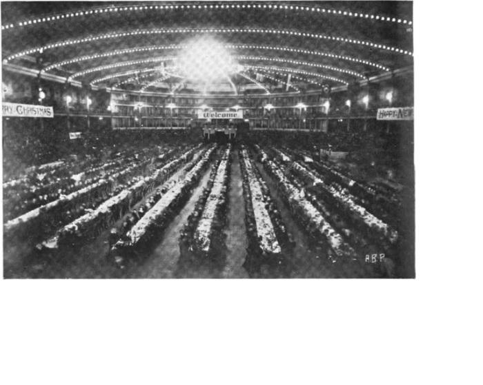 1901 Christmas Dinner MSG